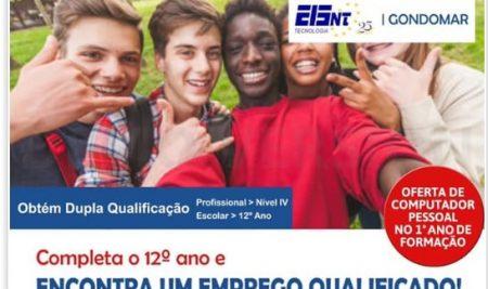 Cursos Aprendizagem Formação Jovens Equivalência Escolar 12º Ano – Geração Pro – IEFP