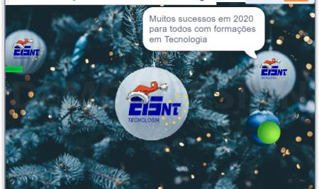Próspero Ano Novo de 2020…