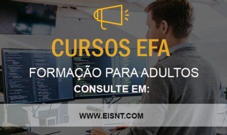 Cursos Pós-Secundário – EFA PRO – Profissionalização em TIC