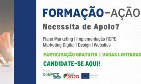 FORMAÇÃO AÇÃO PARA PME 2020