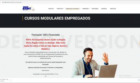 – Formação Modular Certificada 2021/2022